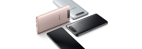 Samsung Galaxy A80 - Top 5 Features