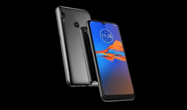 Moto E6 Plus – Top 5 Features