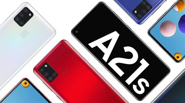 Samsung Galaxy A21s - Top 5 Features