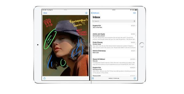 How to use Split View on iPadOS